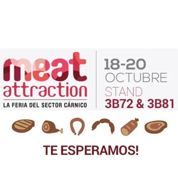 Nos vemos en Meat Attraction 2017!