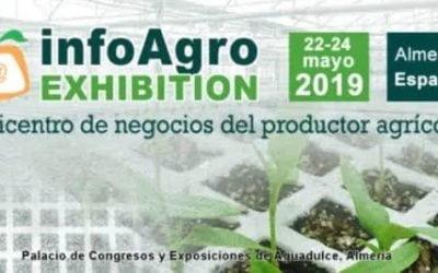 Ibercassel, representada por Masiste en una nueva edición de Info Agro Exhibition