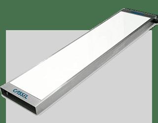 Detector industrial para productos textiles, plásticos laminados y papel