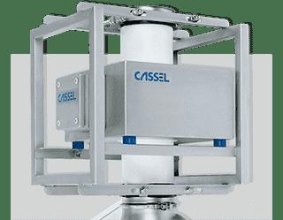 Detector de Metal para productos a granel