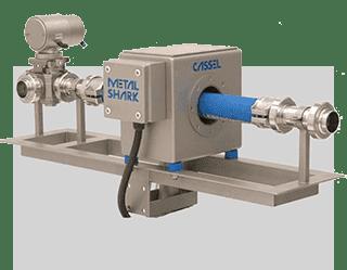 Detector metales industrial para productos líquidos