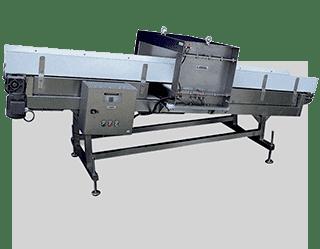 Detector para productos a granel