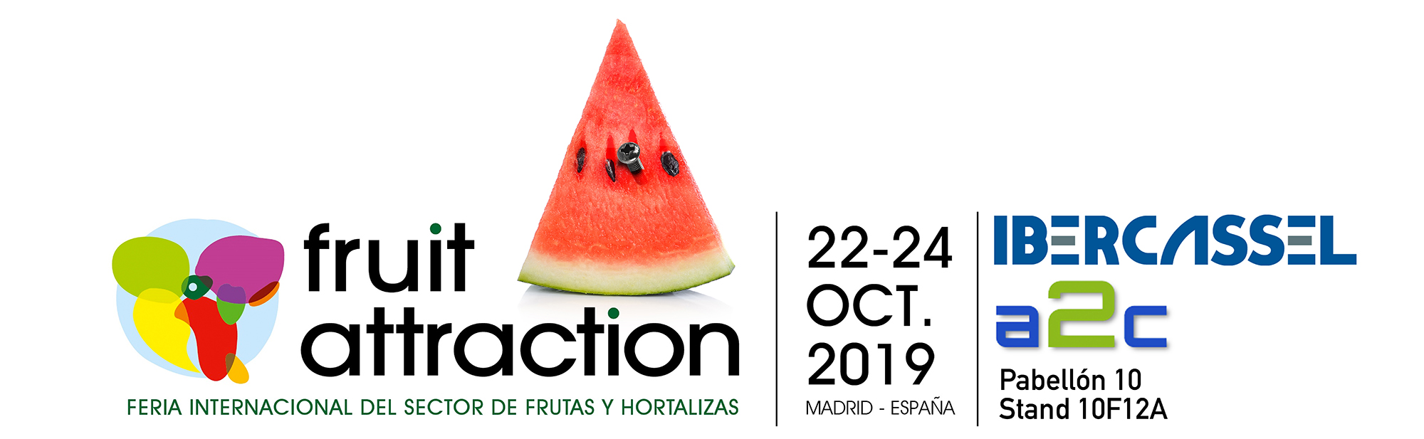 Ibercassel Fruit Attraction 2019