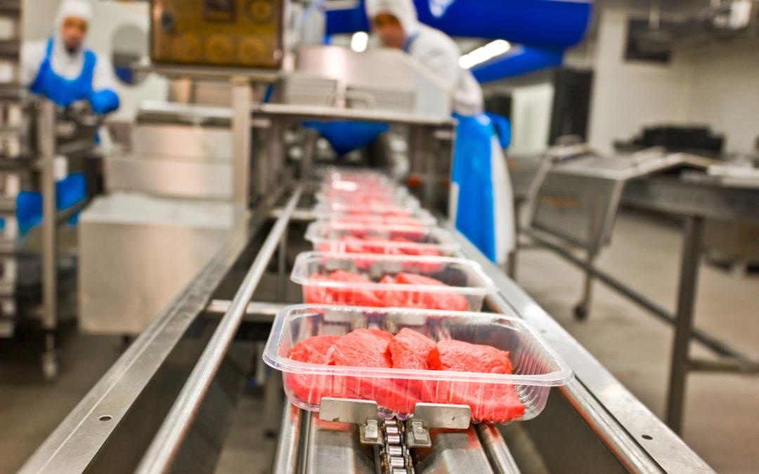 Sistemas de inspección por rayos X en la industria alimentaria