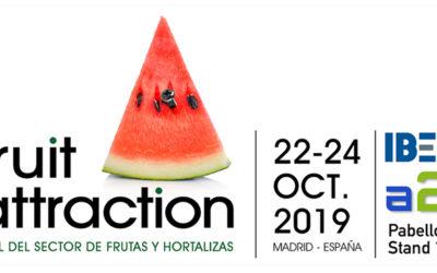 Ibercassel estará presente en la feria Fruit Attraction