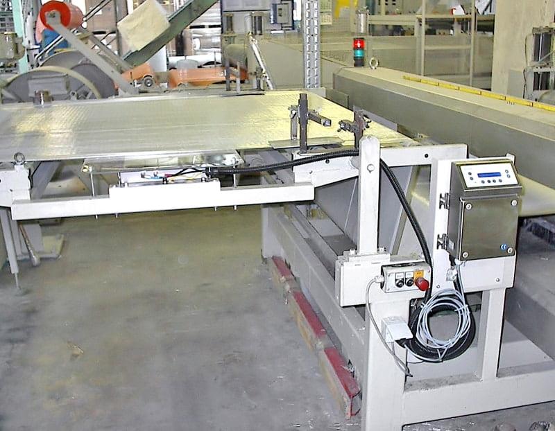 Tipos de detectores industria textil
