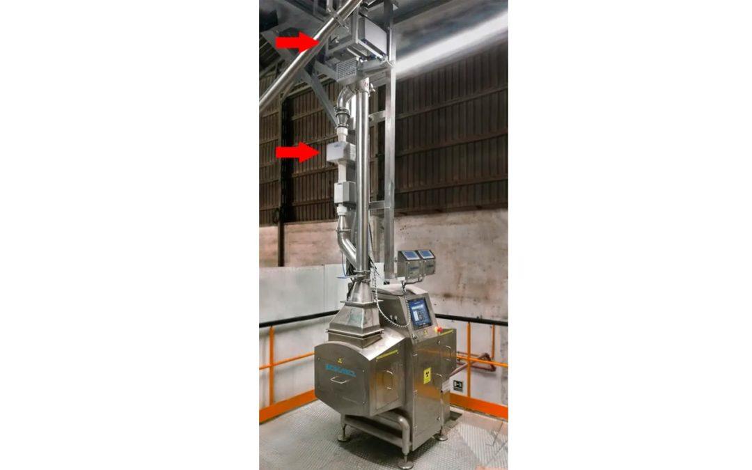 ¿Los detectores de metales garantizan la calidad de la industria alimentaria?
