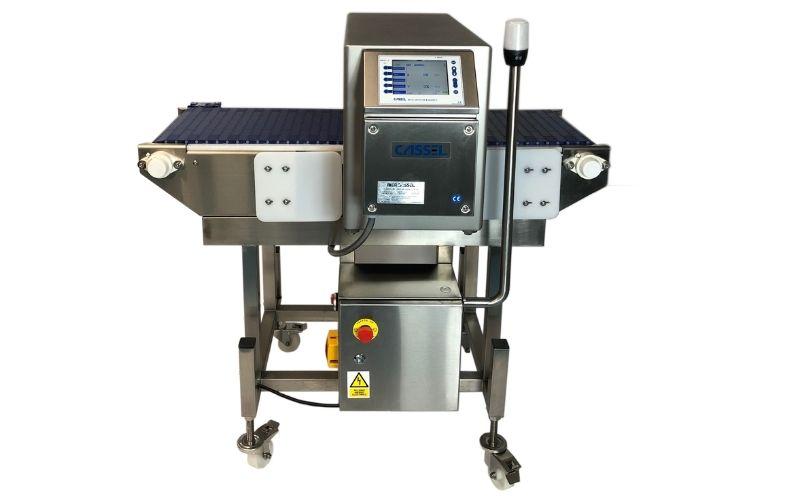 Equipos de inspección industrial y control de peso de ocasión