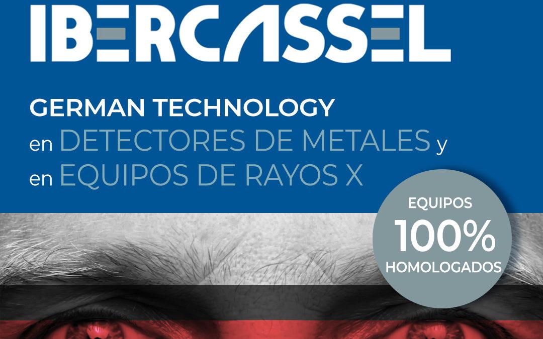 Detectores y Rayos X para la industria, ¡German Technology!